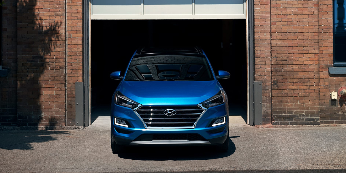 North Kingstown RI - 2020 Hyundai Tucson's Overview