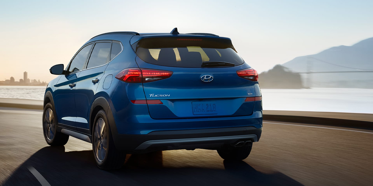 2020 Hyundai Tucson Lease and Specials near Providence RI