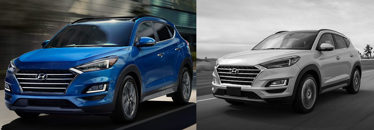 2020 Hyundai Tucson vs 2019 Hyundai Tucson Differences