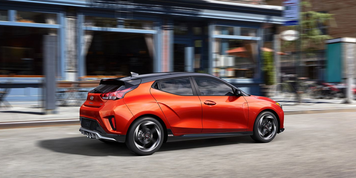 2020 Hyundai Veloster Lease and Specials in Boulder CO