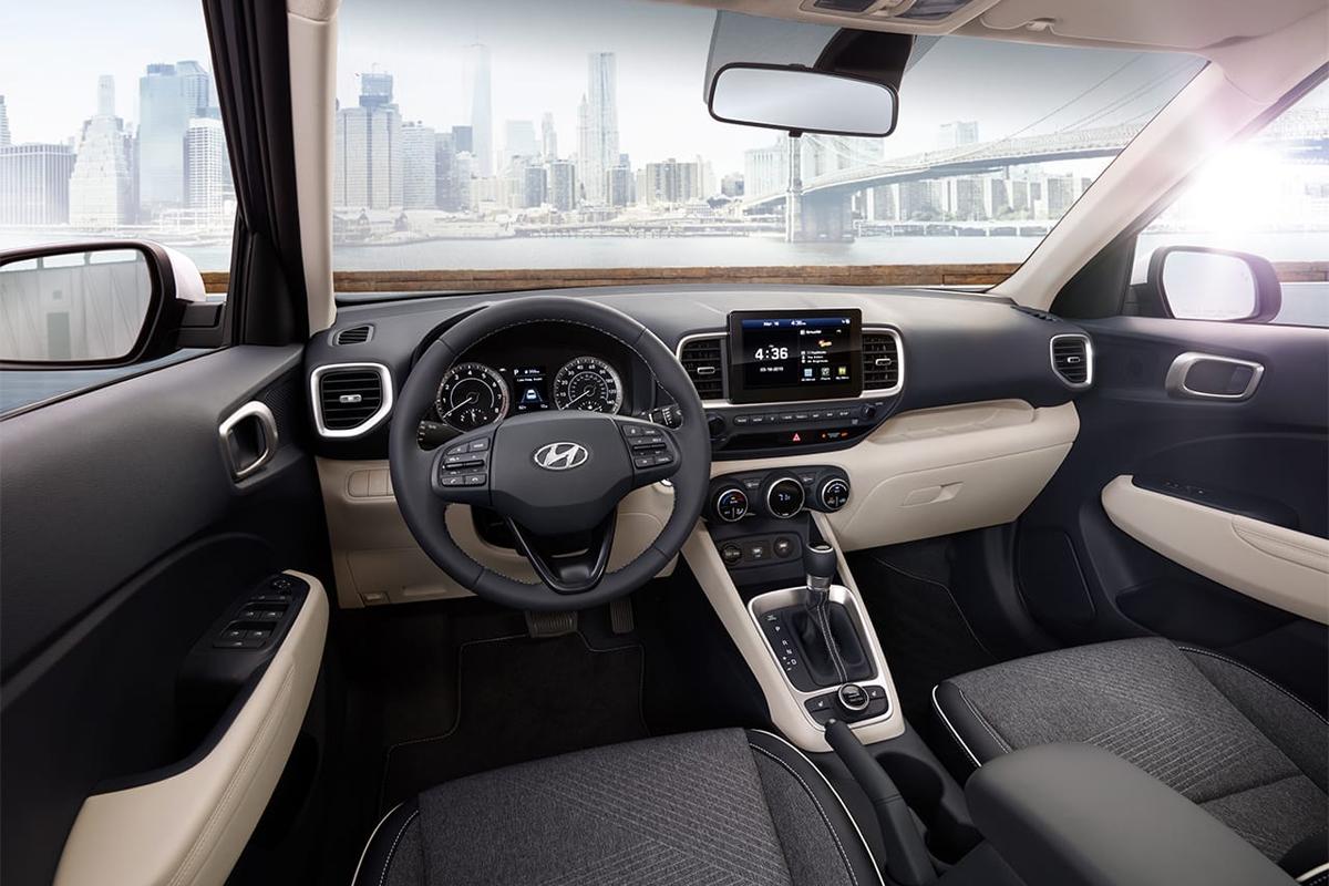 Metro Detroit MI - 2020 Hyundai Venue's Interior