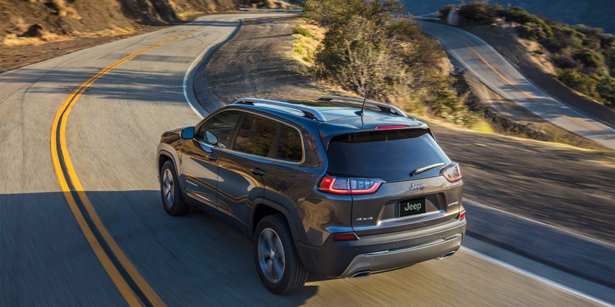 Los Angeles CA - 2020 Jeep Cherokee's Overview