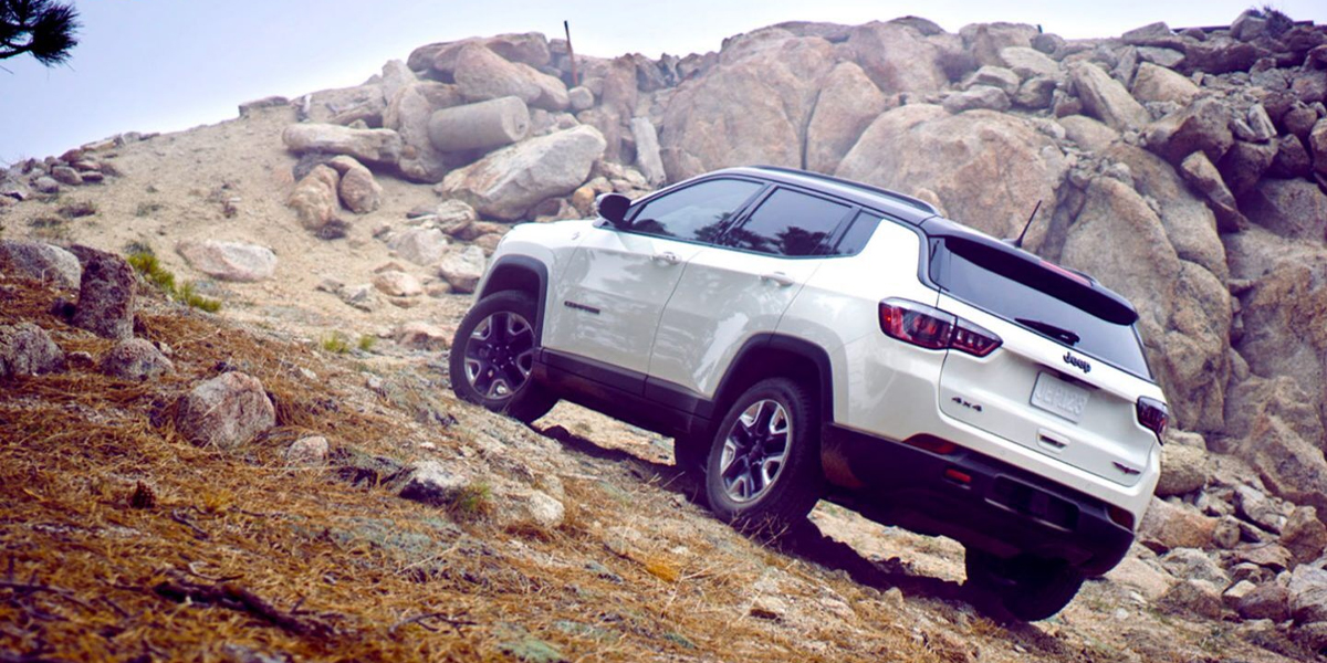 Denver CO - 2020 Jeep Compass's Exterior