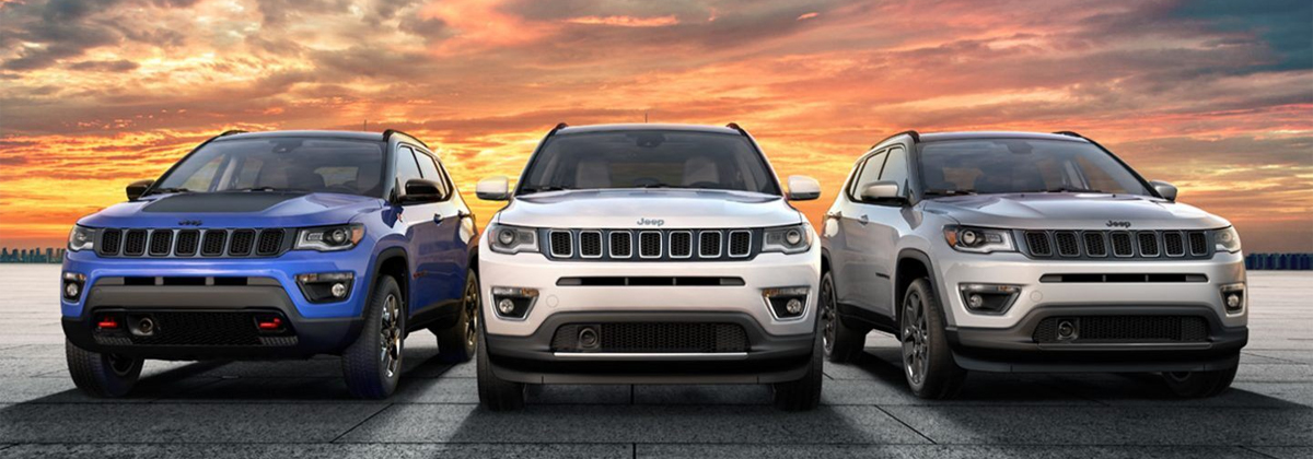 2020 Jeep Compass in City of Industry CA