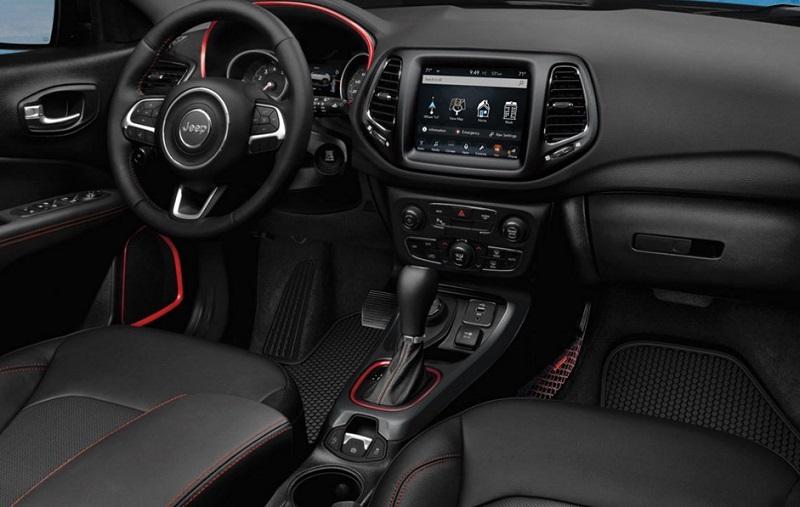 Denver CO - 2020 Jeep Compass's Interior