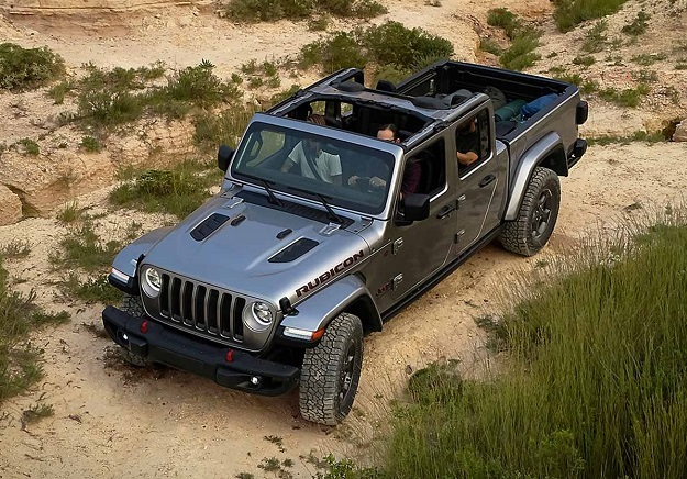 Boulder Colorado - 2020 Jeep Gladiator's Mechanical
