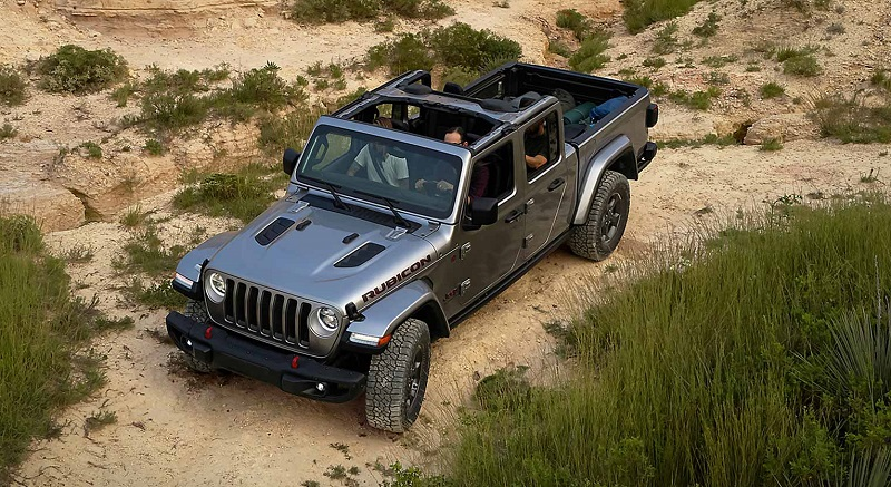 Wabash IN - 2020 Jeep Gladiator's Overview