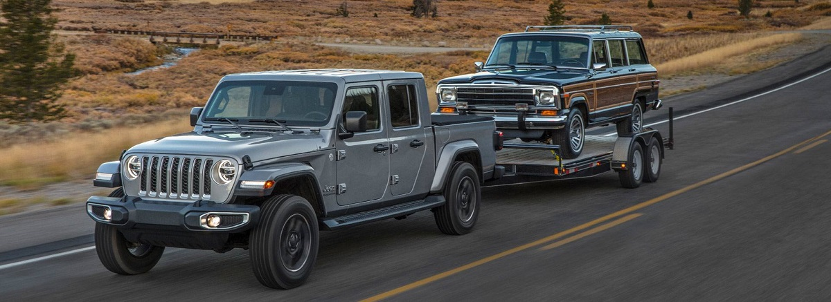 2020 Jeep Gladiator near East Moline IL
