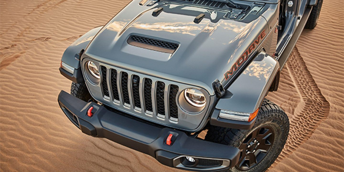 Los Angeles Review - 2020 Jeep Gladiator Mojave's Overview