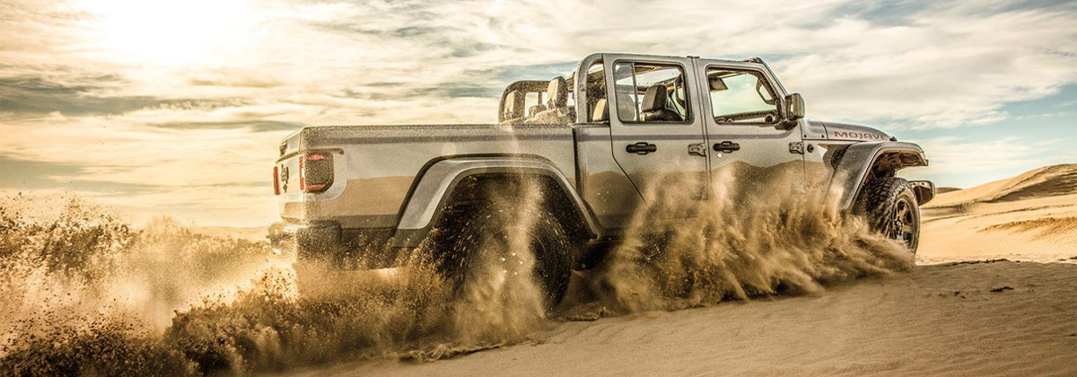 Los Angeles Review - 2020 Jeep Gladiator Mojave