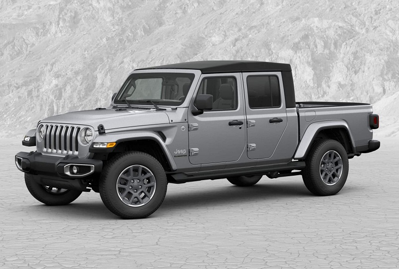 Denver, CO - 2020 Jeep Gladiator Sport Overland