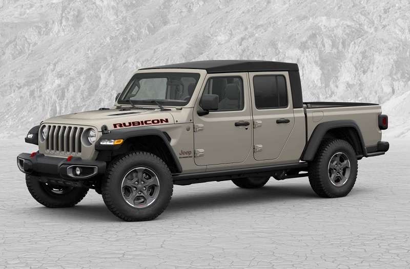Denver, CO - 2020 Jeep Gladiator Rubicon