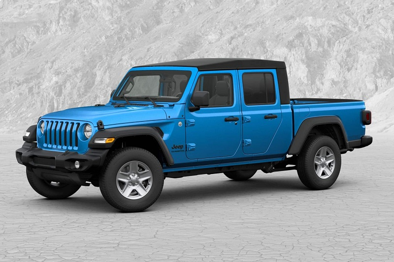 Denver, CO - 2020 Jeep Gladiator Sport S