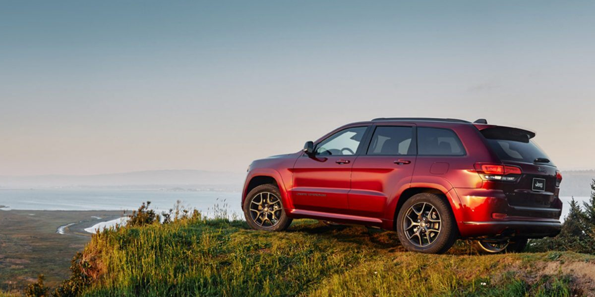 Maquoketa IA - 2020 Jeep Grand Cherokee Overview