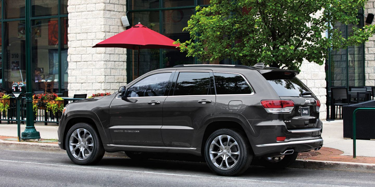 Los Angeles CA - 2020 Jeep Grand Cherokee's Overview