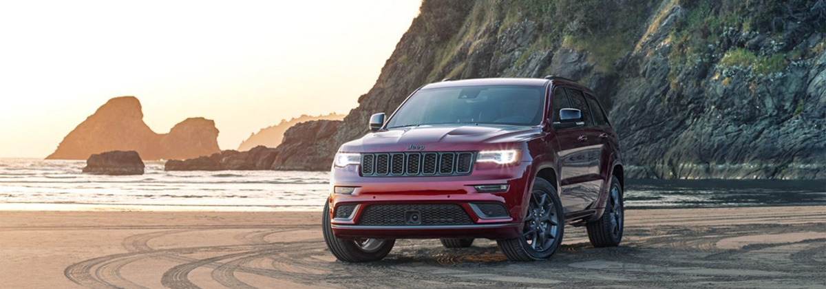 What are the 2020 Jeep Grand Cherokee Trim Levels
