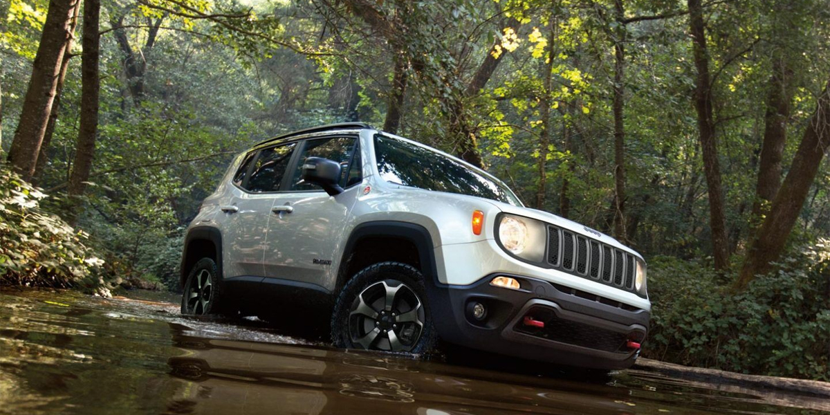 Alhambra CA - 2020 Jeep Renegade's Overview
