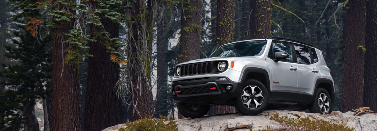 Research 2020 Jeep Renegade near Kokomo IN