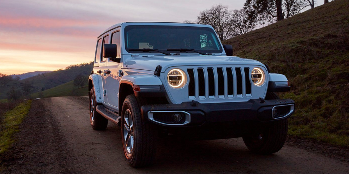 Los Angeles CA - 2020 Jeep Wrangler's Overview