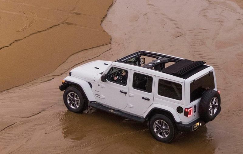 Anaheim CA - 2020 Jeep Wrangler's Overview