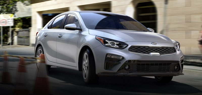 2020 Kia Forte Lease and Specials in Mississauga ON