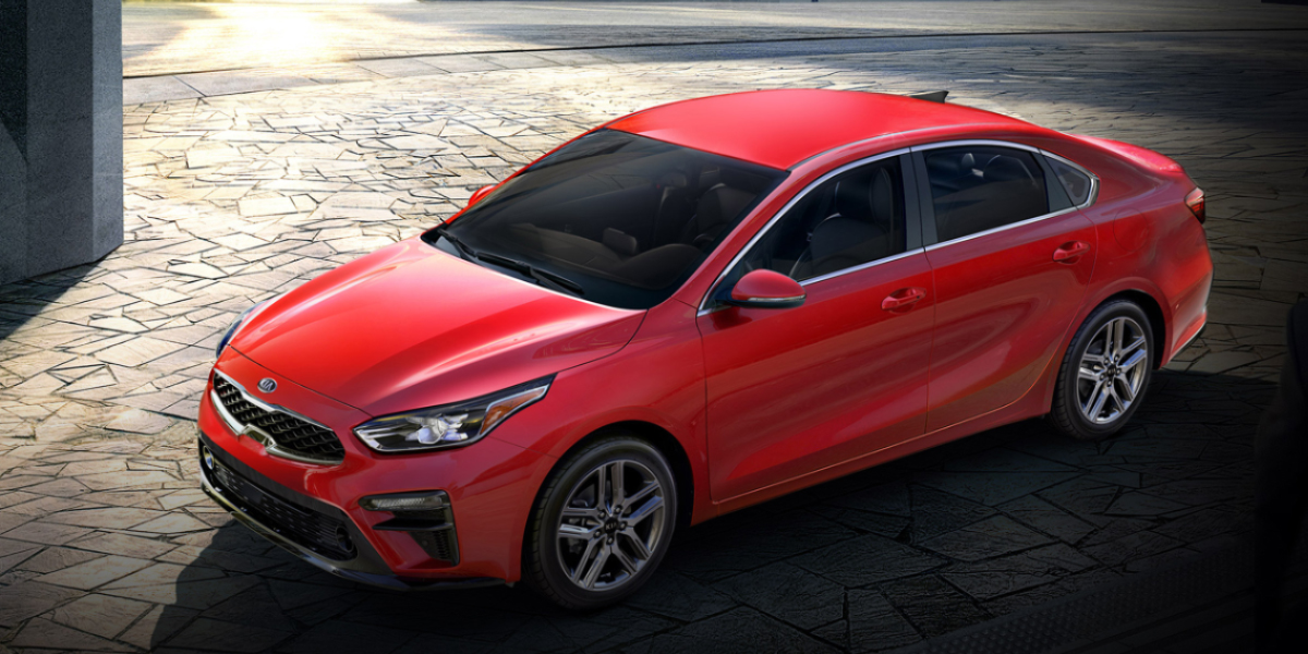 Mississauga ON - 2020 Kia Forte's Exterior