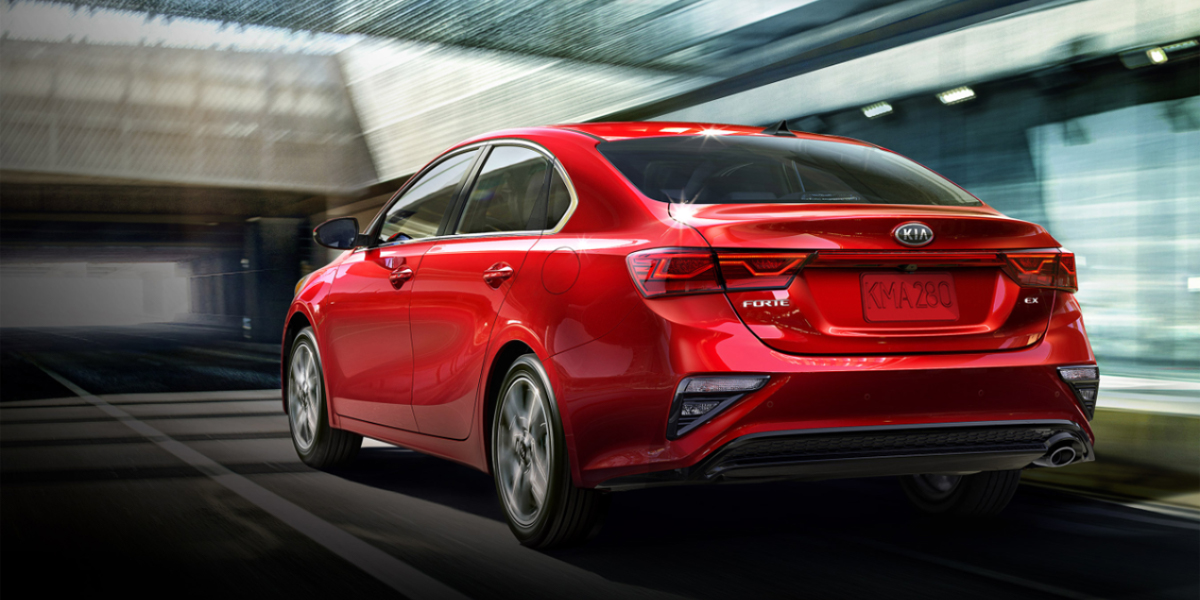 Shop Online - 2020 Kia Forte in Centennial CO