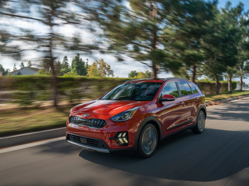 2020 Kia Niro Lease and Specials serving Littleton CO