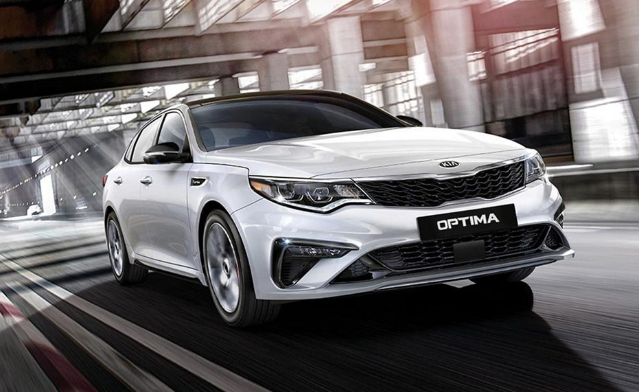 Mississauga ON - 2020 Kia Optima's Exterior