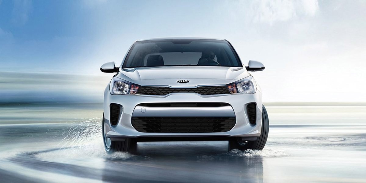 Mississauga Kia Dealership - 2020 Kia Rio