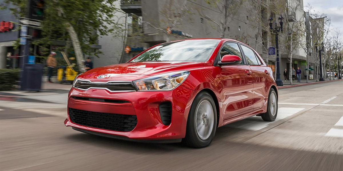 Why Buy 2020 Kia Rio in Centennial CO