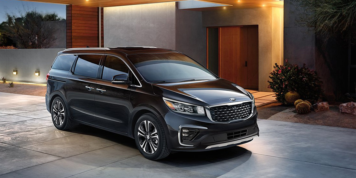 Why Buy 2020 Kia Sedona in Centennial CO