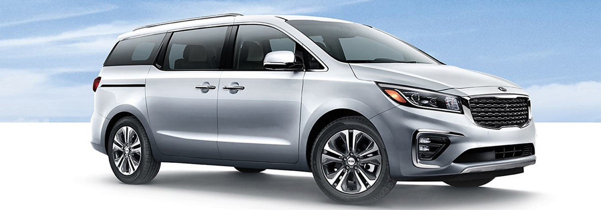 Detroit Review - 2020 Kia Sedona Van
