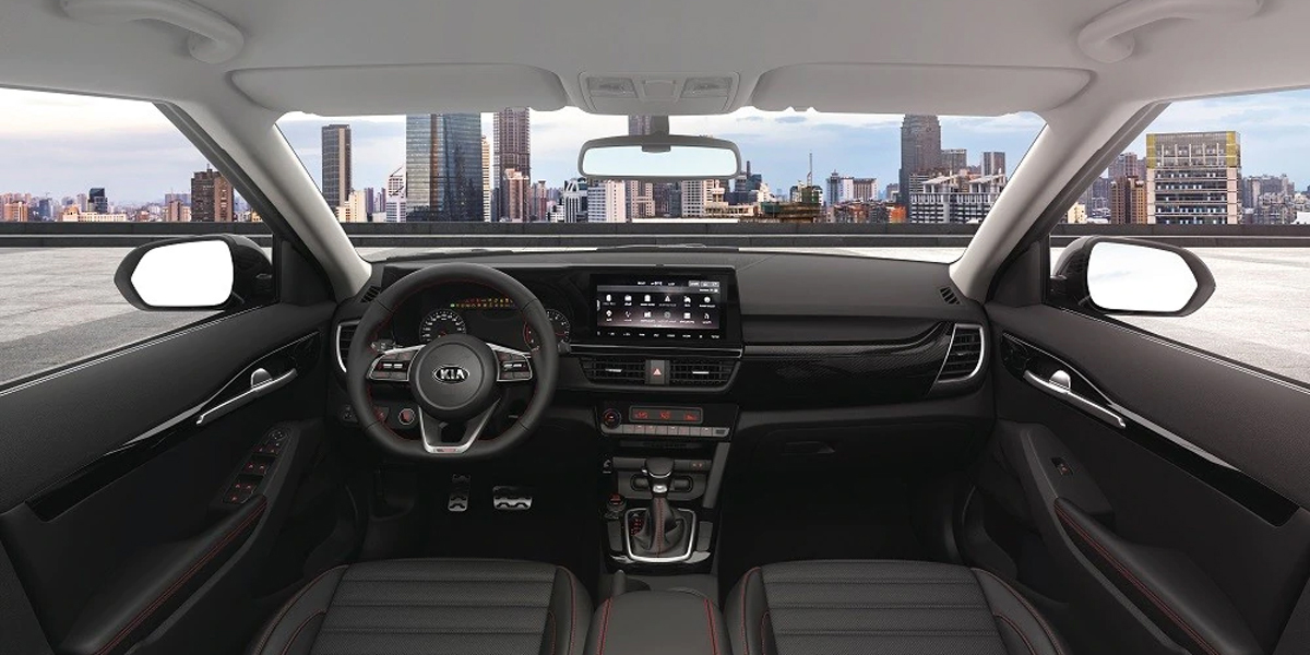North Carolina - 2020 Kia Seltos's Interior