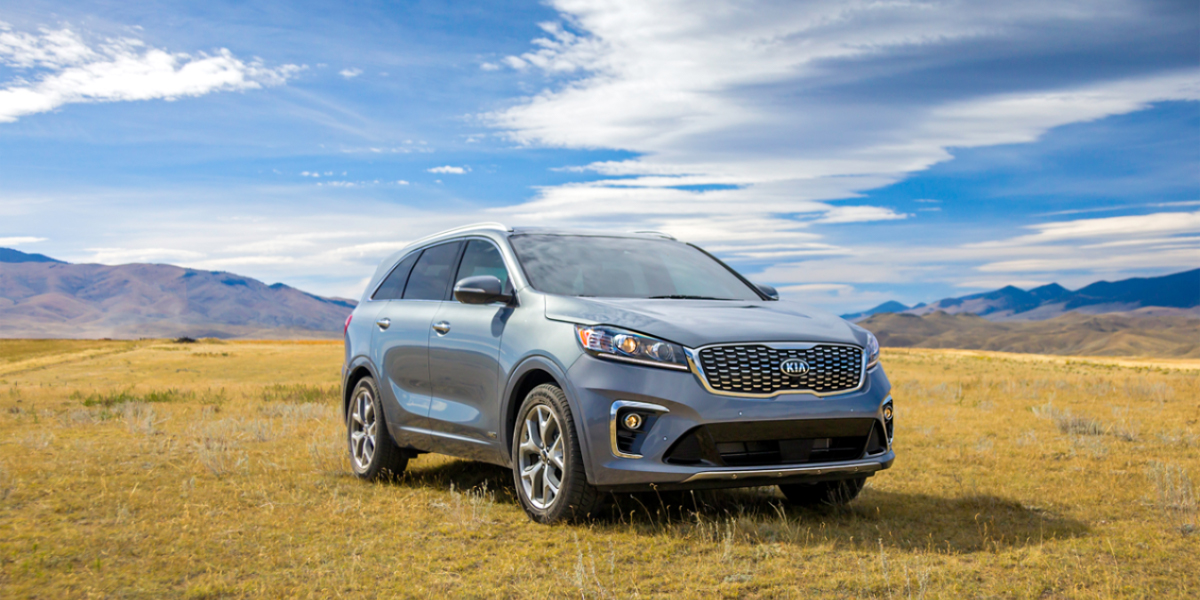 Mississauga Kia Dealership - 2020 Kia Sorento