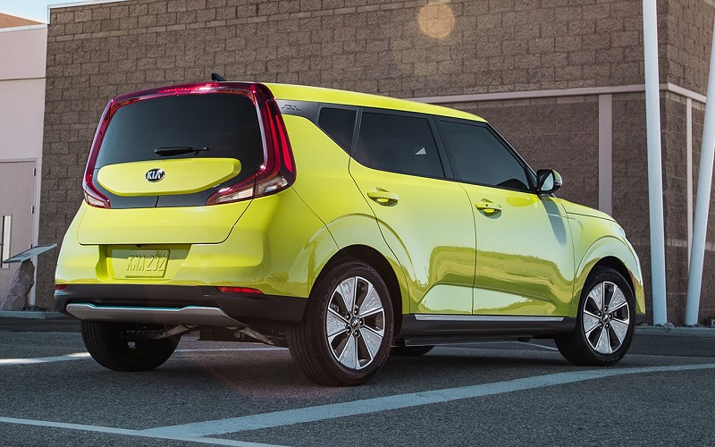 Centennial CO - 2020 Kia Soul EV's OVERVIEW