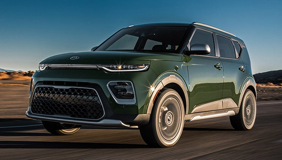 Mississauga ON - 2020 Kia Soul's Exterior