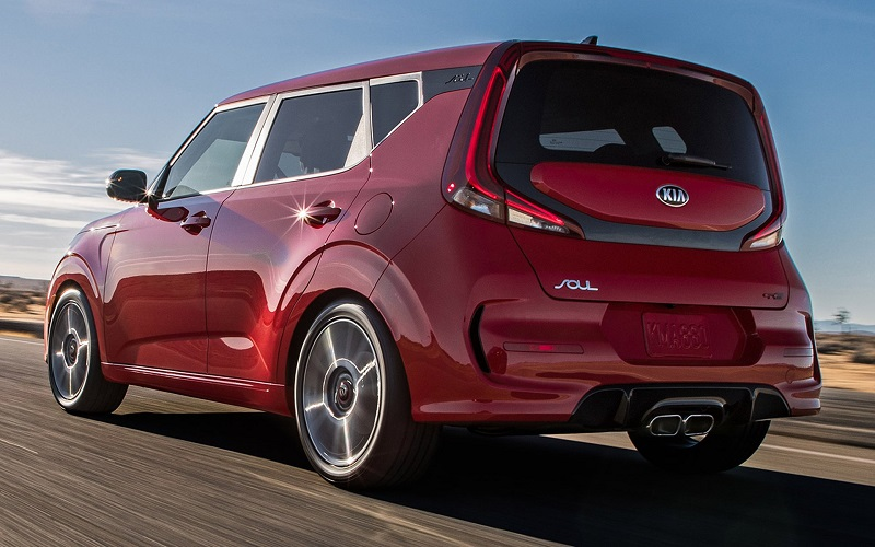 Denver CO - 2020 Kia Soul's Exterior