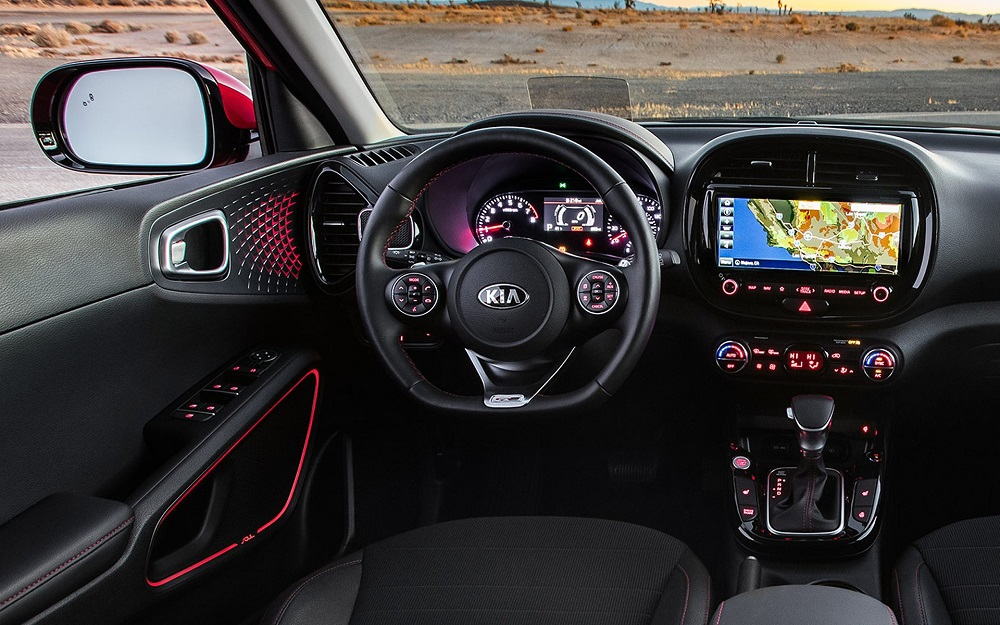 Greensboro NC - 2020 Kia Soul's Interior