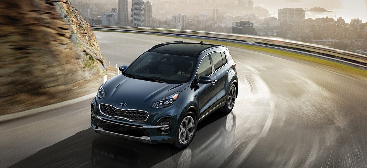 2020 Kia Sportage near Denver