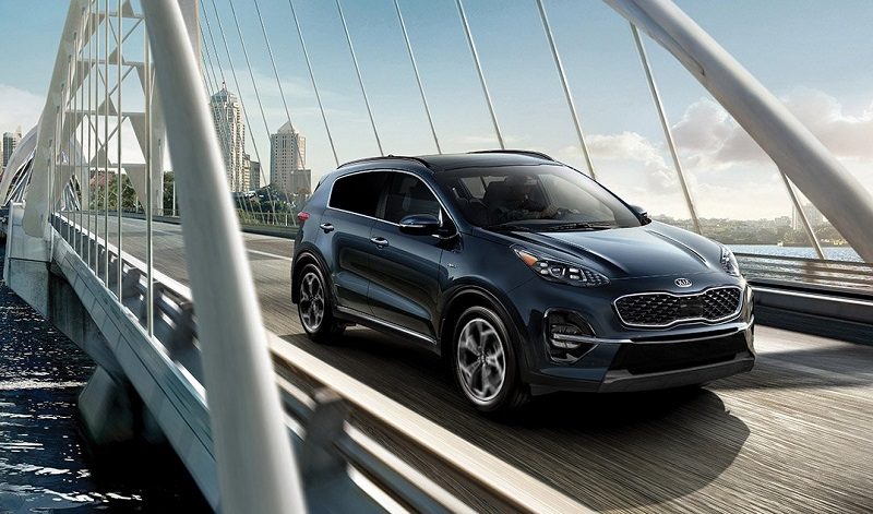 Mississauga ON - 2020 Kia Sportage's Overview