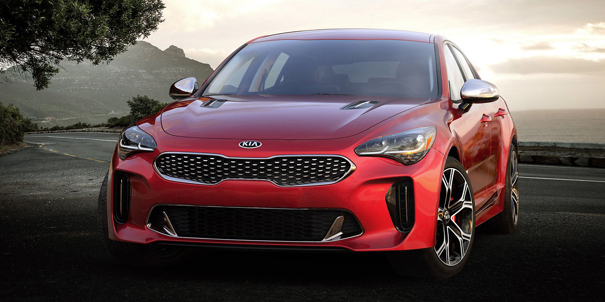 Why Buy 2020 Kia Stinger in Centennial CO
