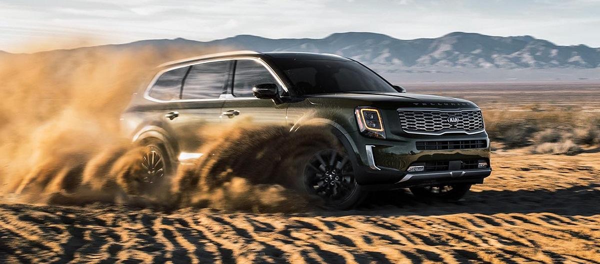 2020 KIA Telluride vs 2019 Jeep Grand Cherokee l Burlington NC