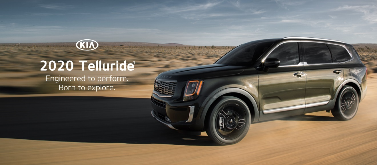 Trim Level Pricing for the 2020 Kia Telluride - Greensboro NC