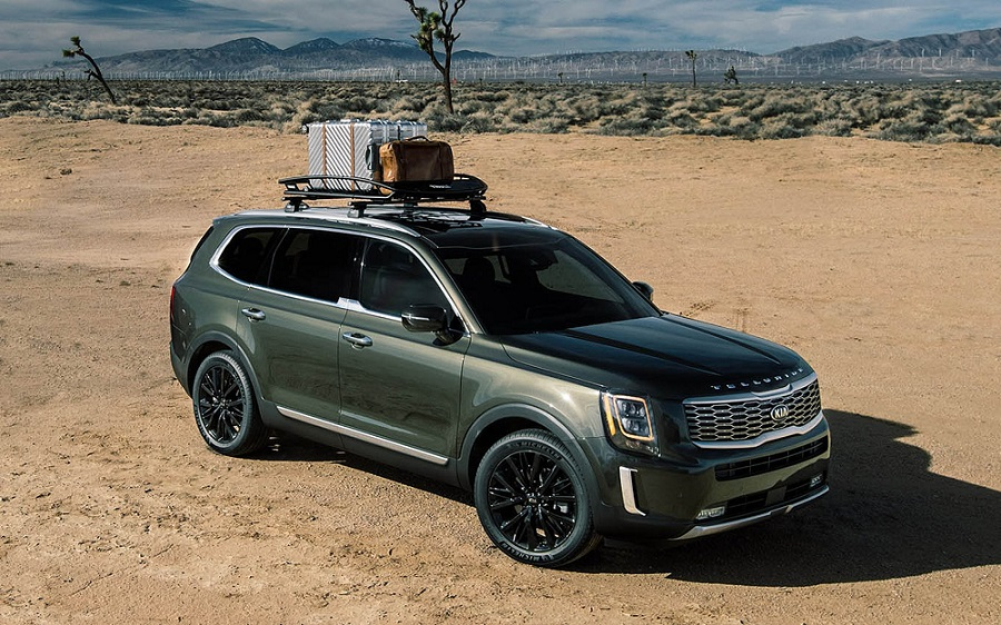 Mississauga ON - 2020 Kia Telluride's Overview