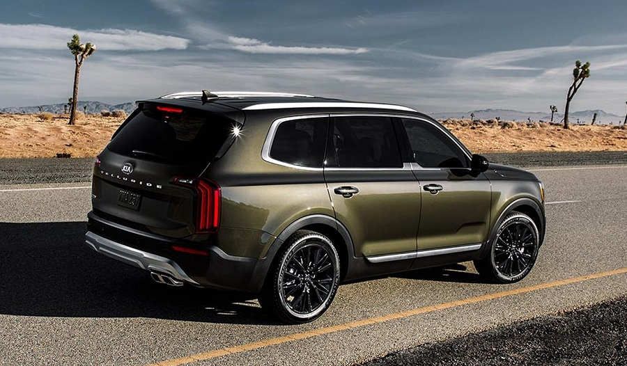 2020 KIA Telluride near Littleton CO