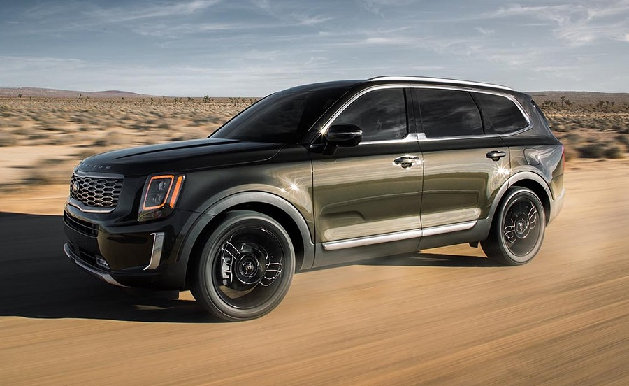2020 KIA Telluride Trim Levels by Denver CO