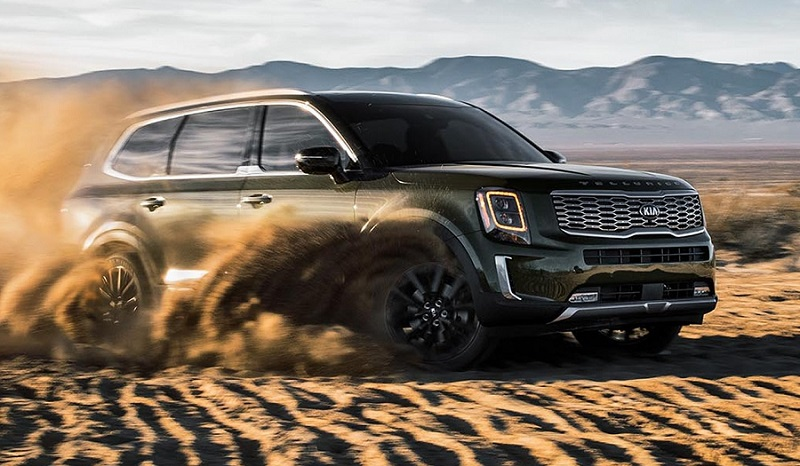 2020 KIA Telluride lease specials in Centennial Colorado