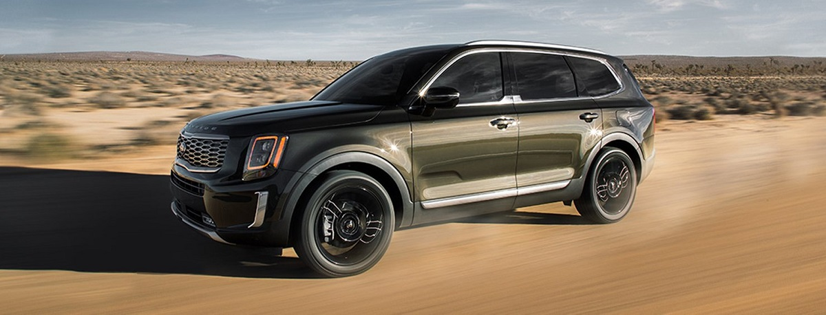 2020 KIA Telluride Lease and Specials in Burlington North Carolina