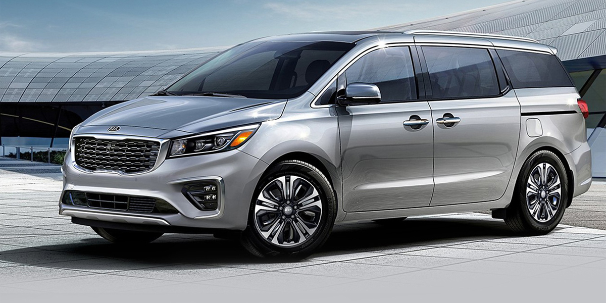 Kia dealership serving Toronto Ontario - 2020 Kia Sedona